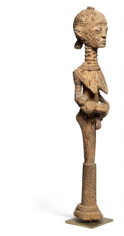 African masks & sculptures