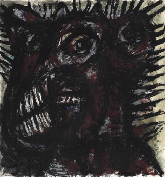 """Asger Jorn: """"The Spirit of"""