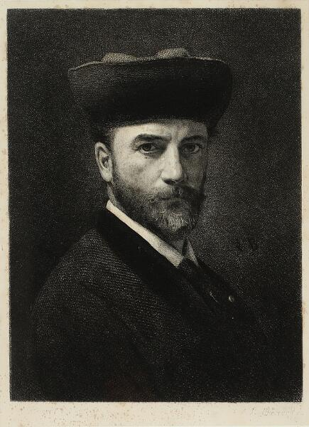 Léon Joseph Florentin Bonnat, after, 19th century: The artist